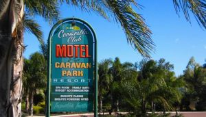 Coomealla Club Motel and Caravan Park Resort - Redcliffe Tourism