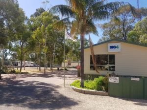 Big4 Blanchetown Riverside Holiday Park - Redcliffe Tourism