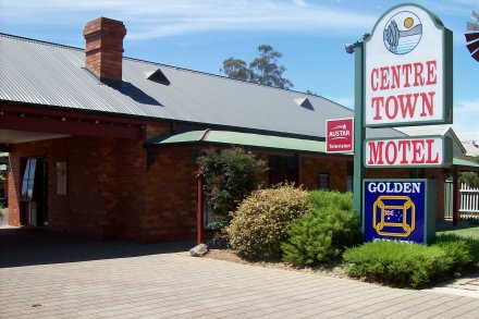 Centretown Motel Nagambie - Redcliffe Tourism