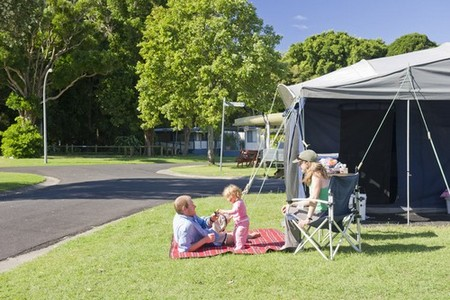 Silver Sands Holiday Park - Redcliffe Tourism