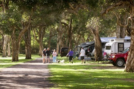Beachfront Holiday Park - Redcliffe Tourism