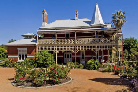Earlsferry House Bed  Breakfast - Redcliffe Tourism
