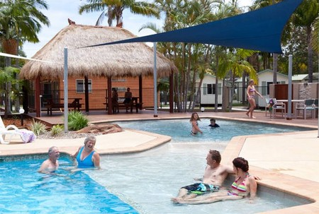 Blue Dolphin Resort  Holiday Park - Redcliffe Tourism