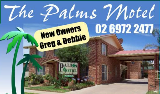 The Palms Motel - Redcliffe Tourism