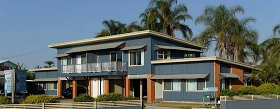 Pale Pacific Holiday Units - Redcliffe Tourism