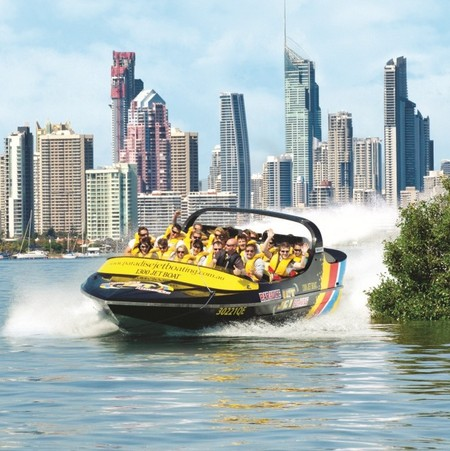 Paradise Jetboating - Redcliffe Tourism
