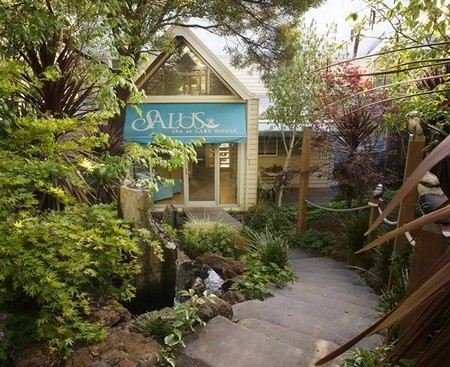 Salus Spa At The Lake House - Redcliffe Tourism