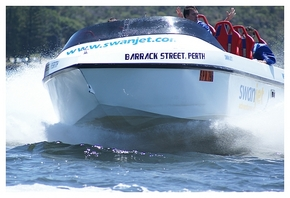 Swan Jet Adventures - Redcliffe Tourism