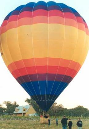 Balloon Flights of Bendigo - Redcliffe Tourism