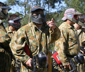 Action Paintball Games - Perth - Redcliffe Tourism