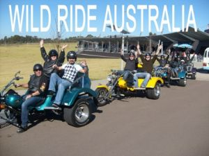A Wild Ride - Redcliffe Tourism