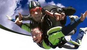Adelaide Tandem Skydiving - Redcliffe Tourism