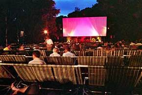 Deckchair Cinema - Redcliffe Tourism