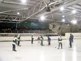 The Ice Arena - Redcliffe Tourism