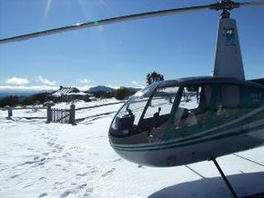 Alpine Helicopter Charter Scenic Tours - Redcliffe Tourism