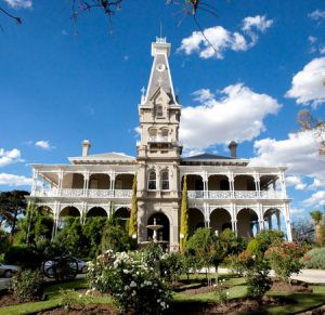 Rupertswood Mansion - Redcliffe Tourism