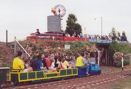 Cobden Miniature Railway  Mini Golf Park - Redcliffe Tourism
