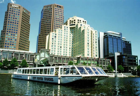 City River Cruises Melbourne - Redcliffe Tourism