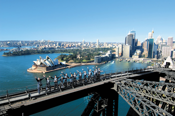 Sydney Harbour Bridge Climb - Redcliffe Tourism