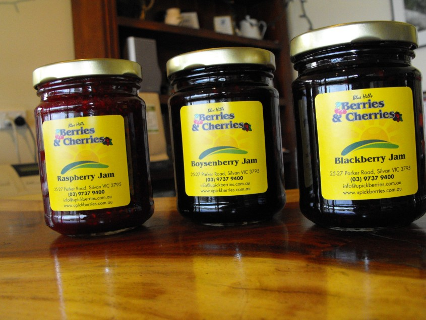 Blue Hills Berries & Cherries - Redcliffe Tourism