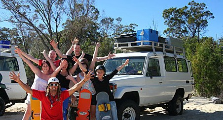 Queensland Day Tours - Redcliffe Tourism