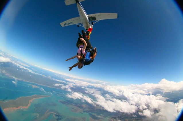 Skydive Hervey Bay - Redcliffe Tourism