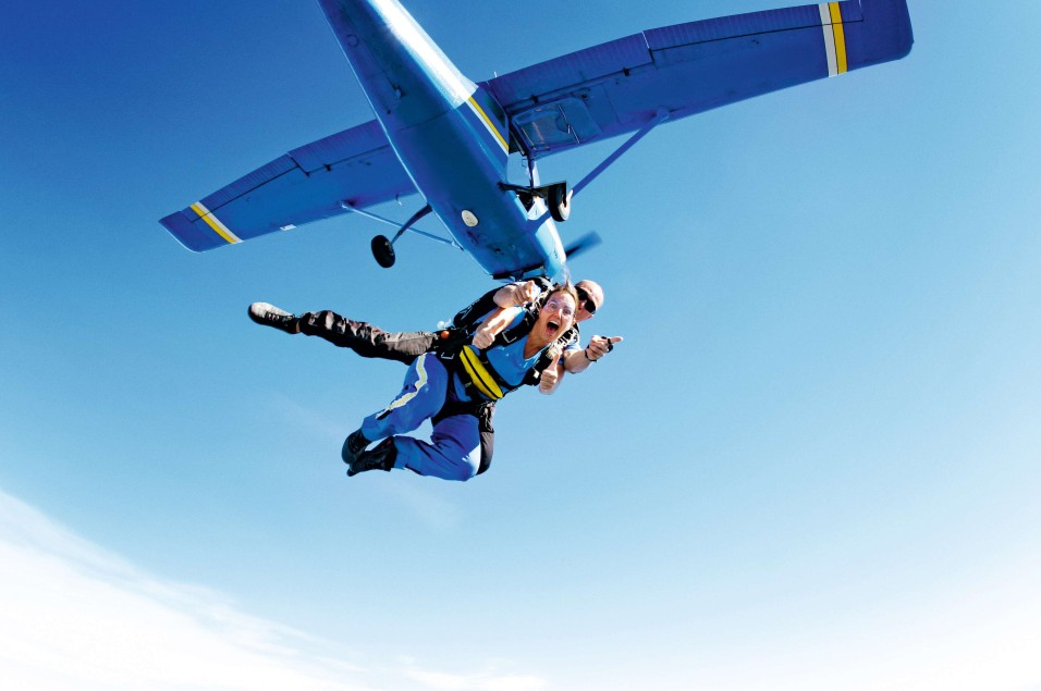 Skydive the Beach and Beyond Yarra Valley - Redcliffe Tourism
