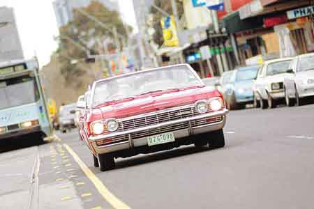 Top Down Tours / Chevrolet Convertibles - Redcliffe Tourism