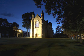 Chapel of St Mary and St George - Redcliffe Tourism