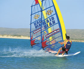 Windsurfing and Surfing - Redcliffe Tourism