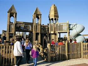 Jubilee Park Adventure Playground - Redcliffe Tourism