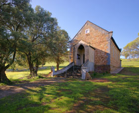 St Saviours Church Katrine - Redcliffe Tourism