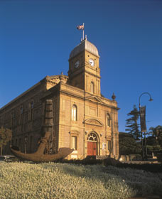 The Albany Town Hall - Redcliffe Tourism