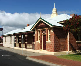 Artgeo Cultural Complex - Old Courthouse - Redcliffe Tourism