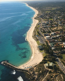 North Cottesloe Beach - Redcliffe Tourism