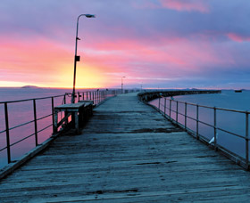 Tanker Jetty - Redcliffe Tourism