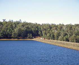 Waroona Dam - Redcliffe Tourism