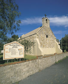 St Mary's Anglican Church - Redcliffe Tourism