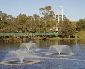 Suspension Bridge - Redcliffe Tourism