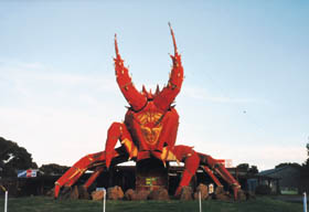 The Big Lobster - Redcliffe Tourism