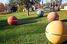Sculpture Trail - Great Western Tiers - Redcliffe Tourism