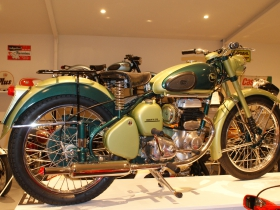 Bicheno Motorcycle Museum - Redcliffe Tourism