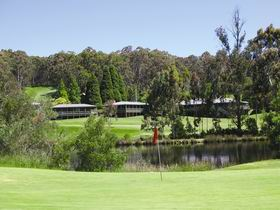 Mount Lofty Golf Club - Redcliffe Tourism