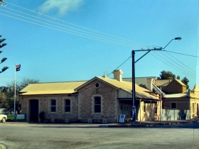 Southern Yorke Peninsula Visitor Centre in the Old Post Office - Redcliffe Tourism