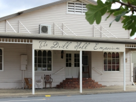 Drill Hall Emporium - The - Redcliffe Tourism