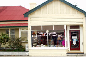 Old Maypole Collectables  Antiques - Redcliffe Tourism