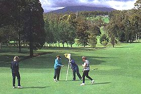 Deloraine Golf Course - Redcliffe Tourism