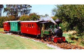 Redwater Creek Railway - Redcliffe Tourism