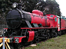 Don River Railway - Redcliffe Tourism