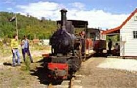 Wee Georgie Wood Steam Railway - Redcliffe Tourism